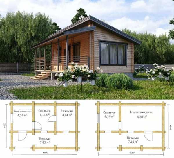 Проекты домов и коттеджей в Анапе
