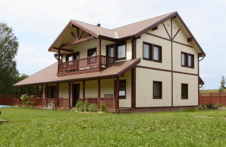 Каркасное строительство в Анапе