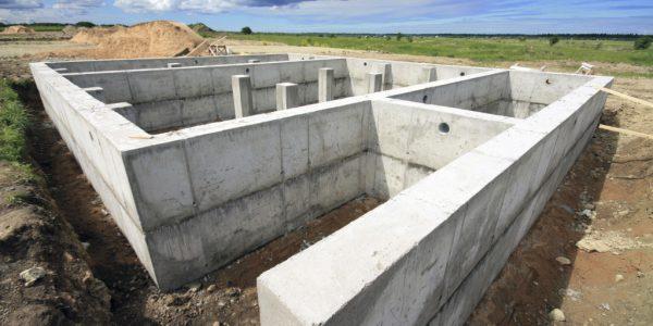 Фундамент Анапа