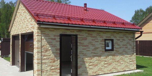 Строительство гаражей в Анапе